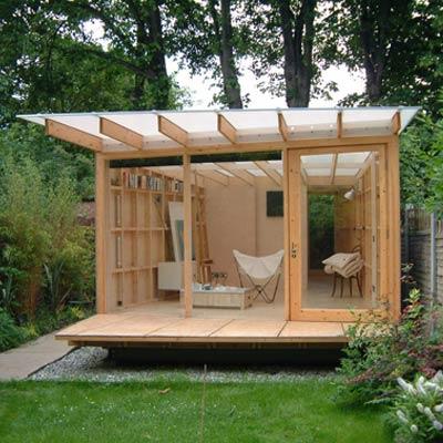 domek zahradní